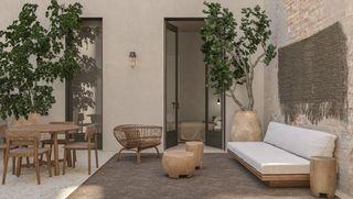 Piccolo appartamento Carrer Princesa, 21. Nuova costruzione