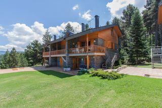 Towny house La Molina. Towny house in sale in alp by 415000 eur. soleada casa en la mol