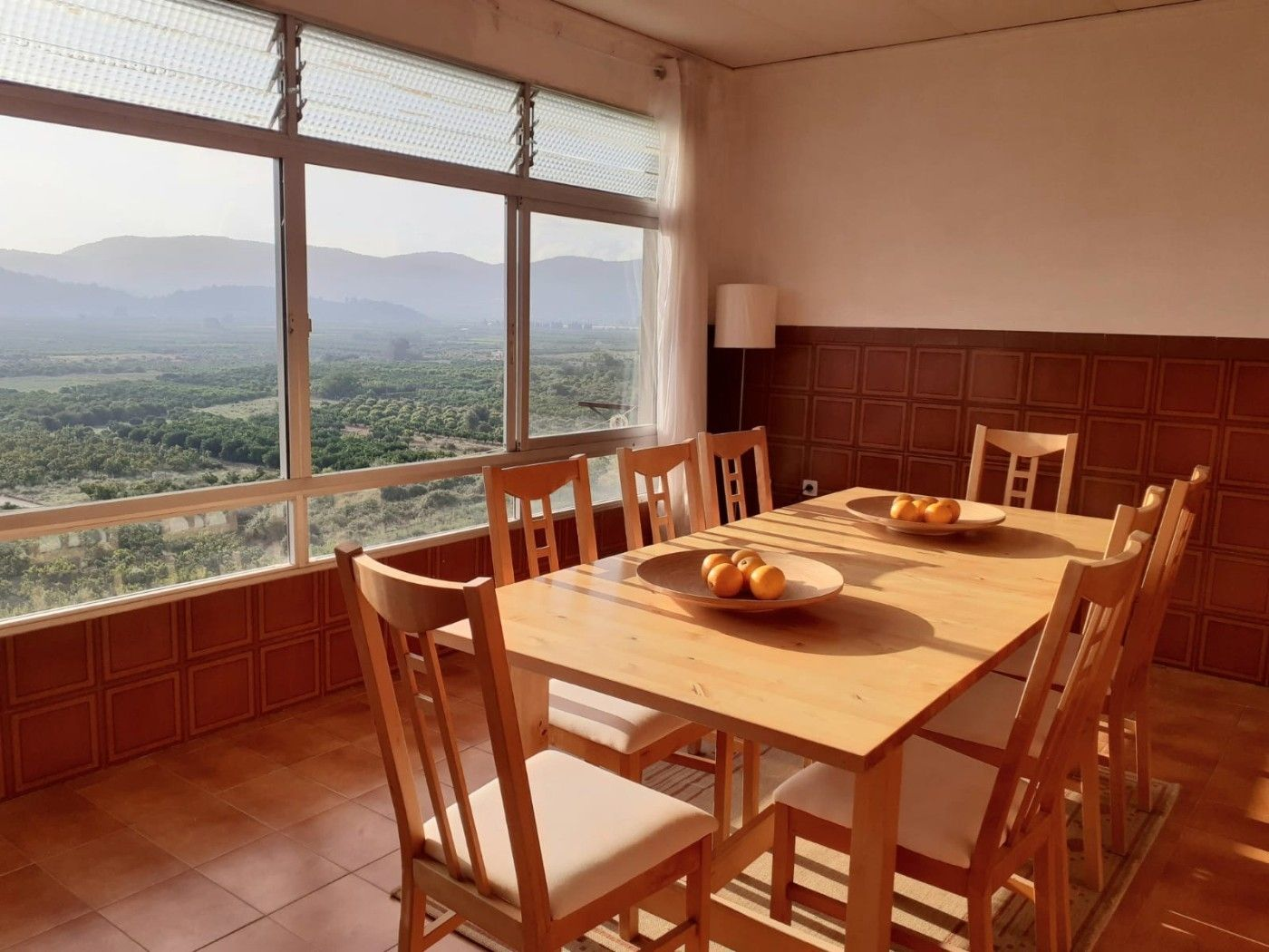 Appartement  Avenida safor (la). Piso con vistas espectaculares