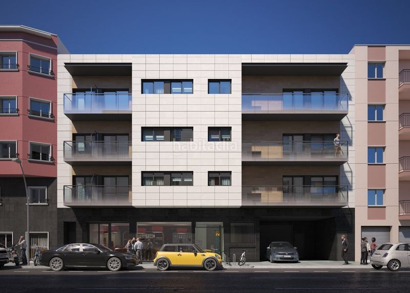 Carrer Vinyar, 21 Edificio viviendas Barcelona