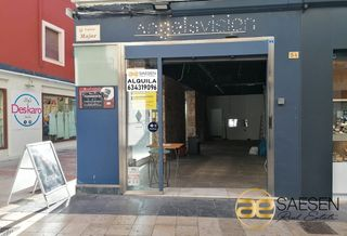 Rent Business premise  Zona casco histórico. Local comercial en gandia