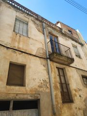 Casa en Carrer font major, 13. A reformar