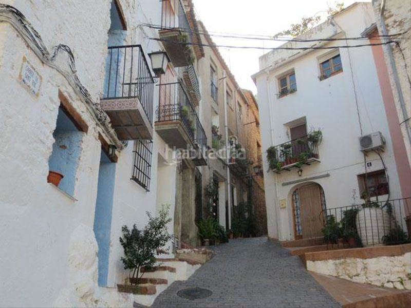 views. Casa  familiar en venta (castellon) en Eslida