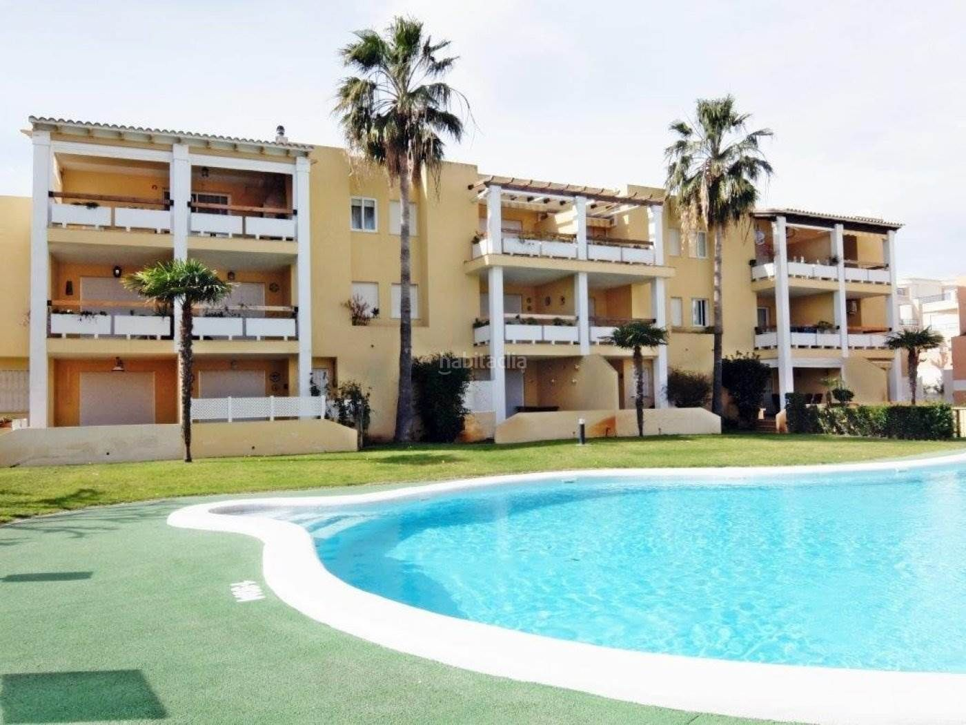 Rent Apartment in Xeraco. Apartamentos los juncos - playa xeraco
