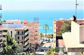 Piccolo appartamento  Centre. Apartamento con vistas al mar