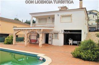 Casa  Lloret residencial. Casa con licencia turística