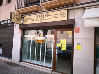 Lloguer Local Comercial en Sueca. Local comercial