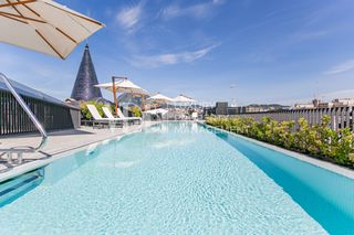 Apartamento en Carrer d´ausias march, 28. New luxury apart - rooftop pool