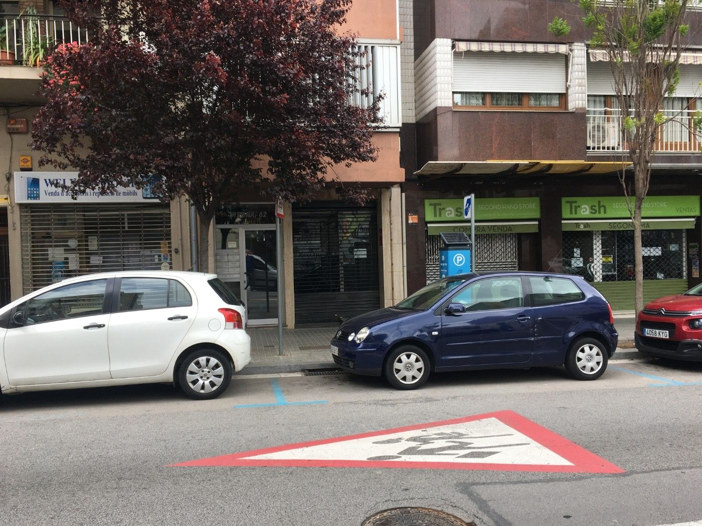 Local commercial à Carrer Girona, 62