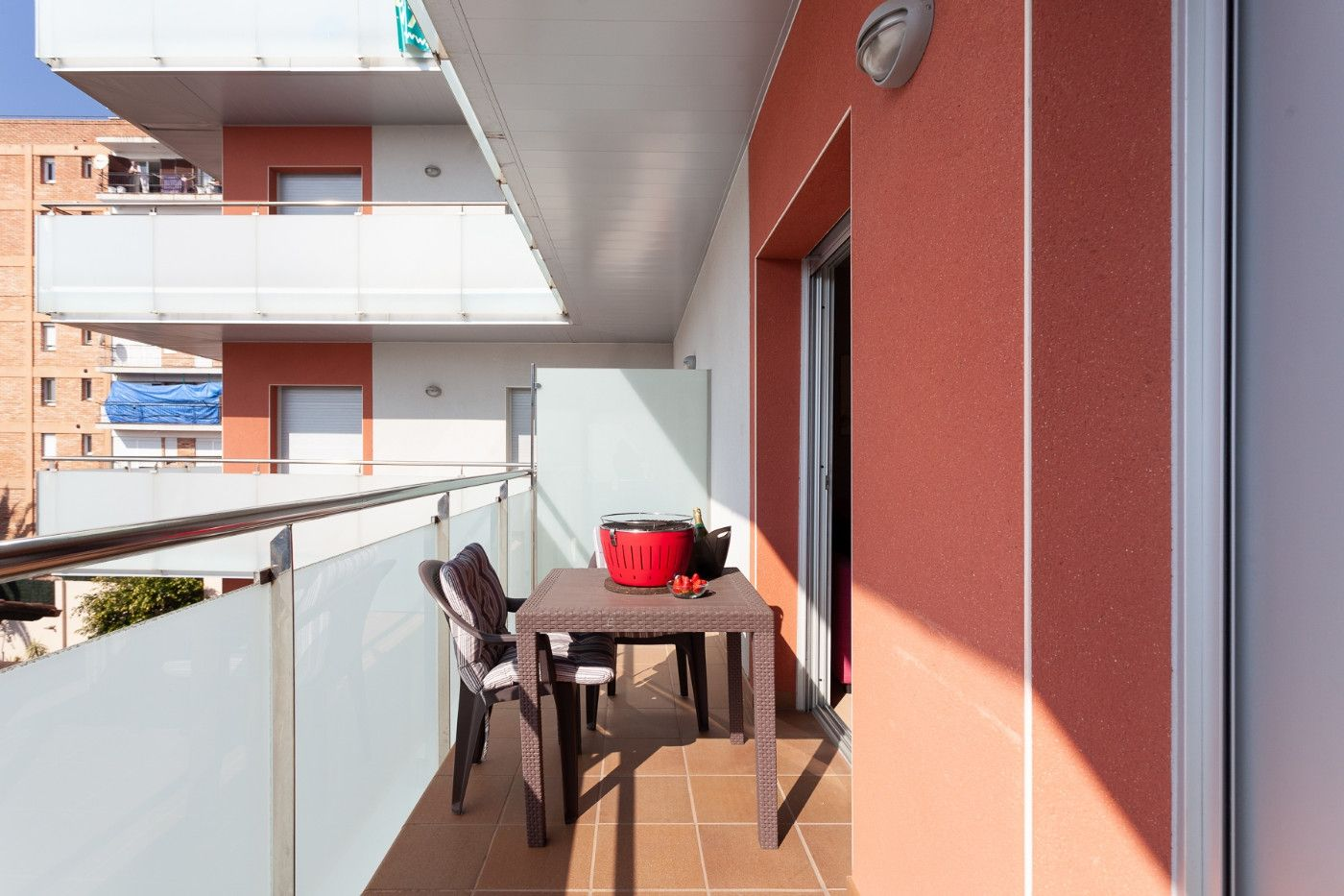 Holiday lettings Apartment in Carrer sant jordi, 7. Sea& beach lloret  apartments