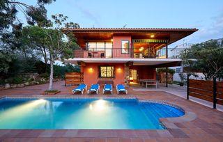 Casa Monaco, 2. The montane modern villa