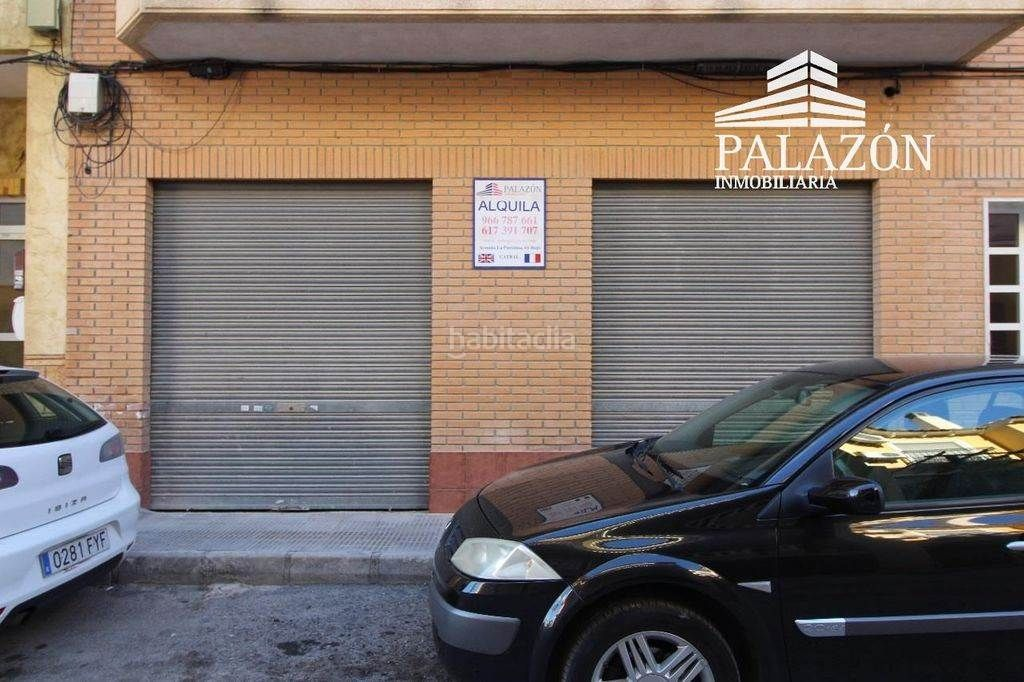 Business premise in Catral. Local comercial en venta en catral (alicante)