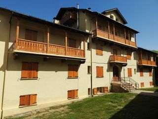 Apartment in Alp. Planta baixa al centre d´alp