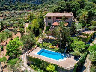 Haus in Valldemosa. Antigua posesión con estupendas vistas a valldemossa