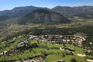 Residential Plot in Pollença. 12 parcelas edificables al lado de golf in pollensa