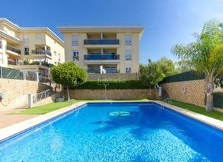Lloguer Apartament en Manzanera-Tosal. Calpe, great apartment with seaview and big terrace