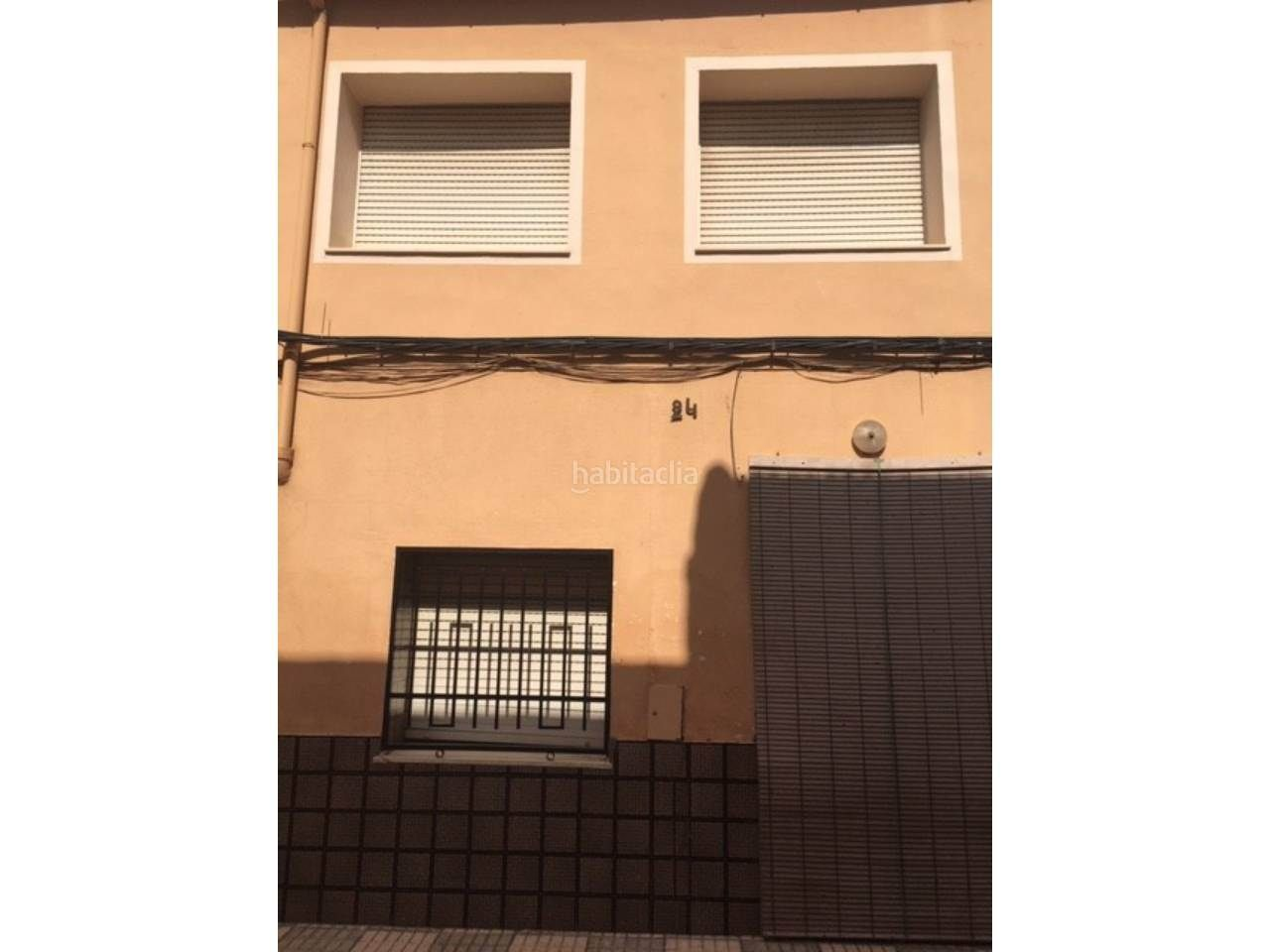 Semi detached house  C/ sant roc. Casa adosada en venta en guadassuar