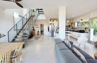 House  Passeig coscoll. Casa de diseño sitges quint mar
