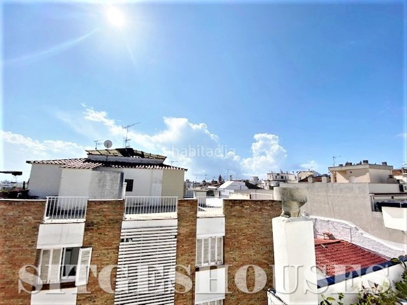 vistas calle. Flat with heating in Centre Sitges