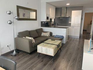 Apartament Plaça Collet. Apartament en lloguer de vacances en castelldefels, bellamar per