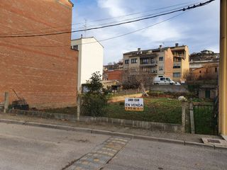 Residential Plot in Solsona