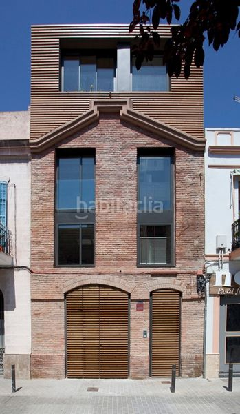 Fachada. Appartement 148m<sup>2</sup> in carrer sant joan de malta in Provençals del Poblenou Barcelona