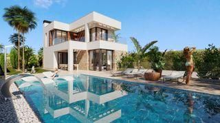 Chalet en Golf Bahía. Villas de lujo en finestrat