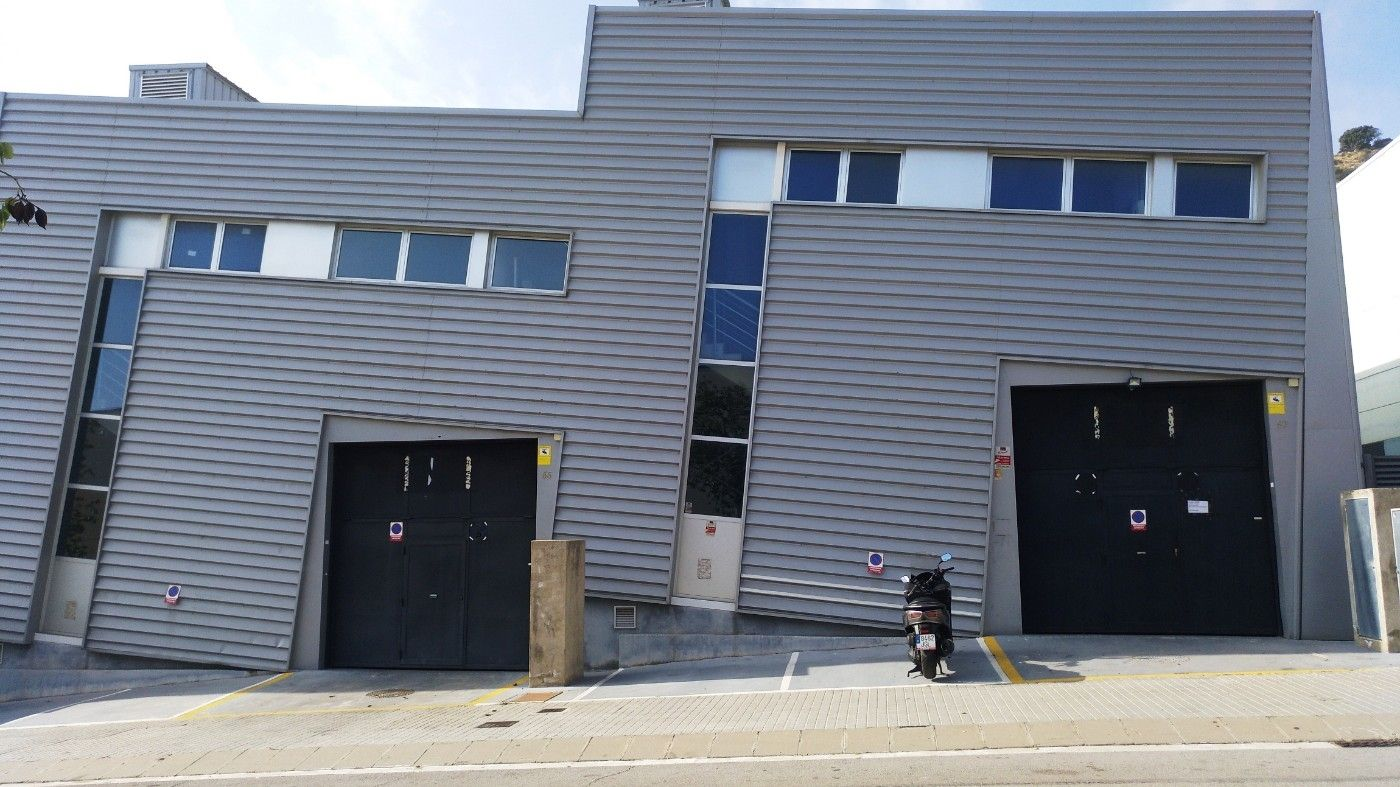 Rent Industrial building in Carrer fogars de tordera, 55