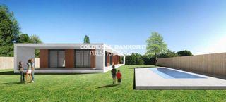 Casa en Torre Valentina-Mas Vilar de La Mutxada-Treumal. Proyecto de casa unifamiliar, situada en torrevalentina, st. ant