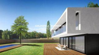 Casa en Torre Valentina-Mas Vilar de La Mutxada-Treumal. Proyecto de casa unifamiliar de construcción moderna, st. antoni