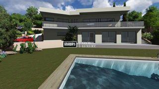 Casa en Residencial Begur-Esclanyà. En venta nuevo proyecto de casa unifamiliar en residencial begur
