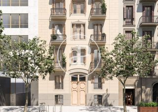 Studio in Carrer pau claris, 130. Obra nueva