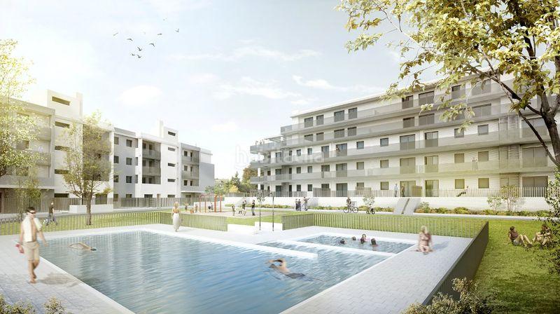 Imatge Virtual Edificio viviendas Vilanova i la Geltrú