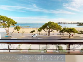 Rent Flat in Passatge part. biniamar, 15. Primera linea de mar