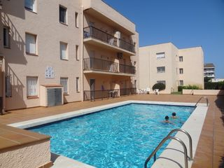Appartement in Carrer mimosa, 2. 2 d., cerca playa, gran terraza