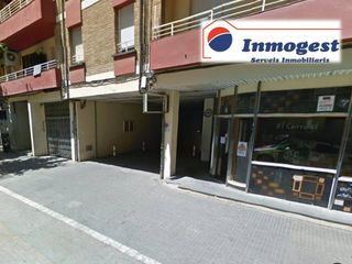 Car parking  Calle angel guimera
