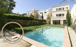 House Bonanova. House in rental in barcelona, sant gervasi - bonanova by 12000 e