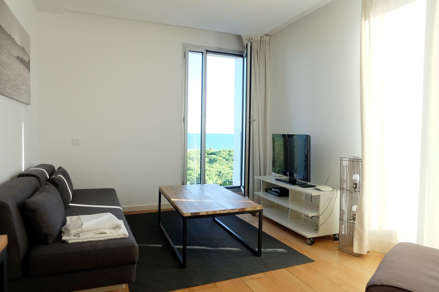 Rent Apartment in Passeig de calvell. Alquilo piso en barcelona poblenou frente al mar
