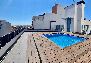 Appartement Plaça Guinardo, 10. Appartement in verkauf in barcelona, guinardó nach 495000 eur. o