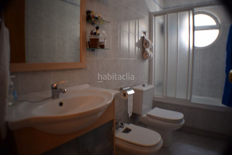 baño. Appartement in Centre Torredembarra