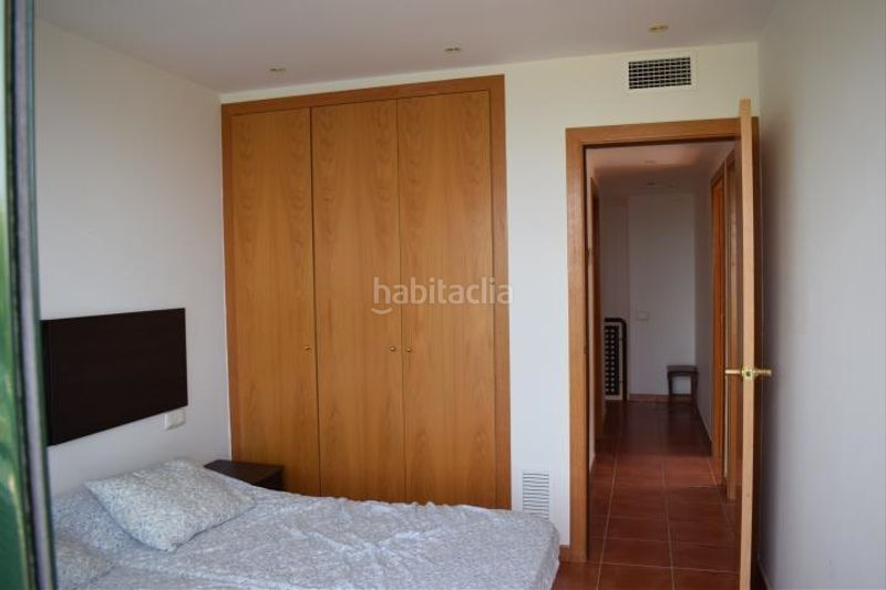 dormitorio. Miete appartement mit parking pool in Platja-Els Munts Torredembarra