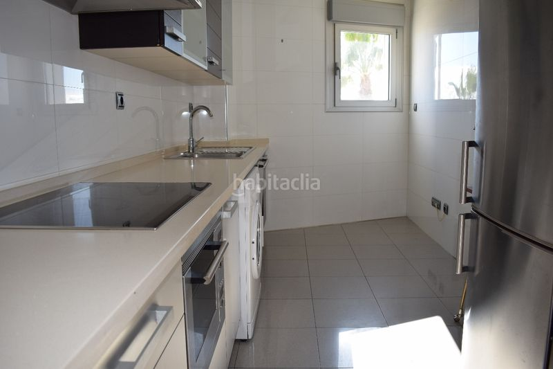 cocina. Appartement mit heizung parking pool in Platja-Els Munts Torredembarra