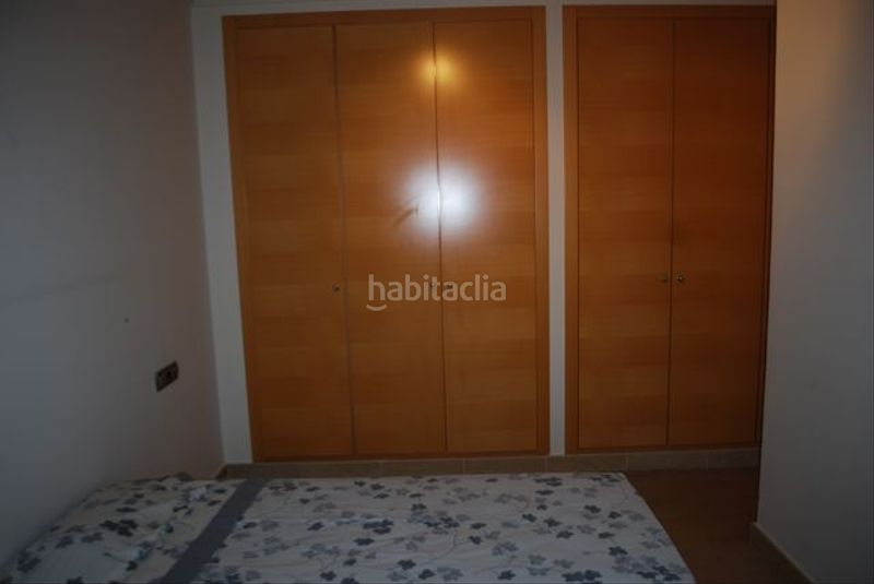 dormitorio. Appartement mit heizung parking pool in Platja-Els Munts Torredembarra