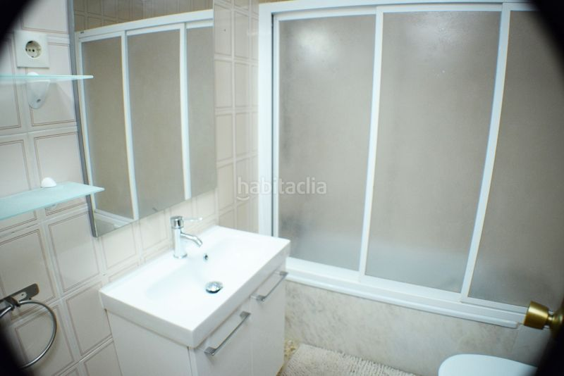 baño. Appartement mit kamin pool in Platja-Els Munts Torredembarra
