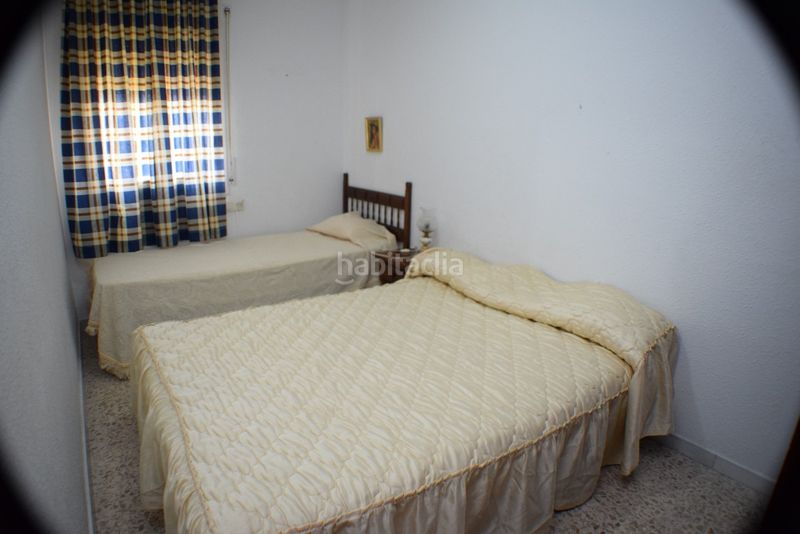 dormitorio. Appartement mit kamin pool in Platja-Els Munts Torredembarra