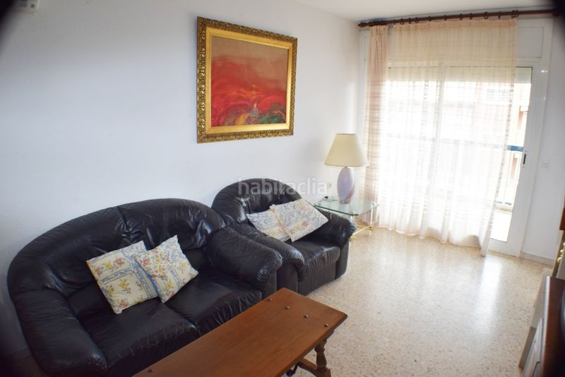 Salón. Appartement mit kamin pool in Platja-Els Munts Torredembarra