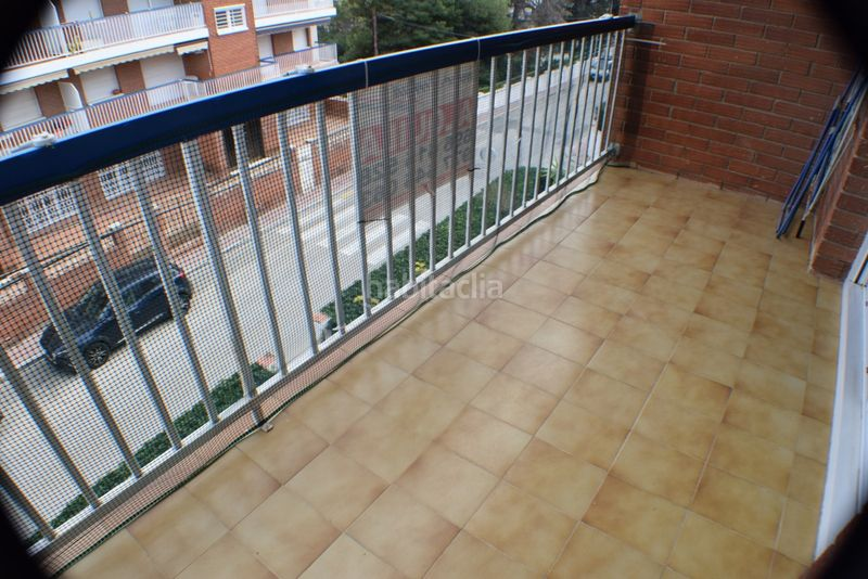 terrraza. Appartement mit kamin pool in Platja-Els Munts Torredembarra