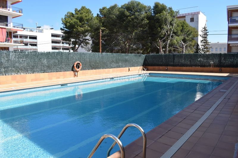 zonas comunes. Appartement mit kamin pool in Platja-Els Munts Torredembarra