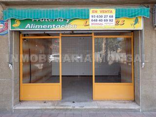 Local Comercial Carrer Badajoz. Ocasión local comercial