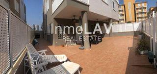 Casa pareada en Moncófar Playa. Moncofa - excelente pareado 3 plantas y 5 terrazas . amueblado d